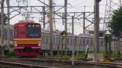 Ujicoba KRL 6131F